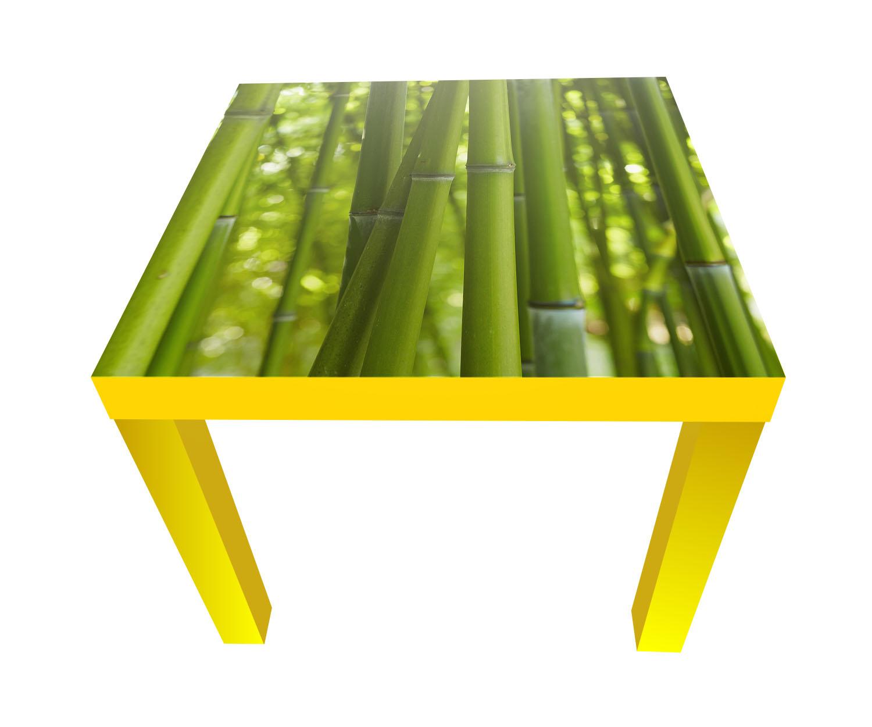 beistelltisch bambus designtisch m0003 ebay. Black Bedroom Furniture Sets. Home Design Ideas