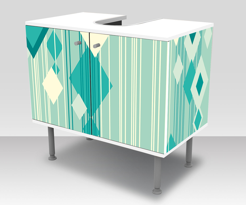 Badunterschrank Simone motif design armoire salle m0143 de bains m0143 salle 4832fa