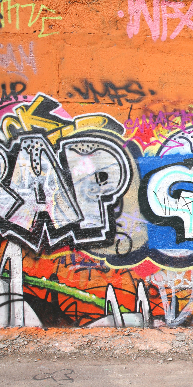 fototapete graffiti 1 vlies tapete m0025 ebay. Black Bedroom Furniture Sets. Home Design Ideas