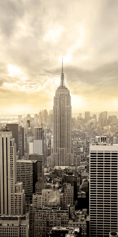 fototapete new york skyline view vlies tapete m0221 ebay. Black Bedroom Furniture Sets. Home Design Ideas