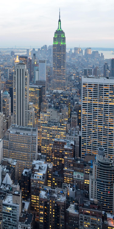 fototapete new york skyview vlies tapete m0254 ebay. Black Bedroom Furniture Sets. Home Design Ideas